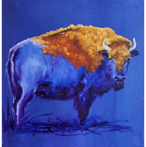 Patriarch (Bison) - SOLD!