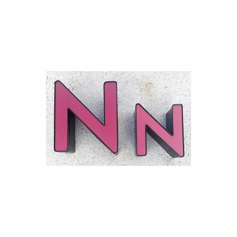 Channel Letter N
