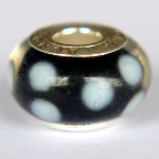 Karla-lampwork glass bead