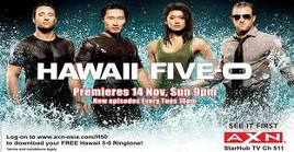 HAWAII FIVE-O Hit TV Show on CBS