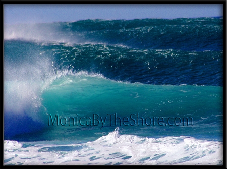 Pipeline Outter Reef Wave