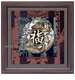 Chinese Wall Decor / Framed Art - Good Fortune Symbol #1