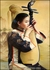 Chinese Oil Painting - Maiden Playing Pipa #19