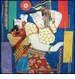 Chinese Modern Painting - Mother & Daughter #2
