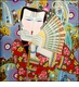 Chinese Modern Painting - Maiden #6