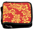Yellow Floral w/ Red CD Case