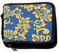 Yellow Floral w/ Blue CD Case