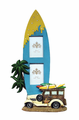 Surfboard w/ Woody Photo Frame