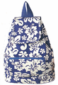 Hawaiian Backpack - Blue