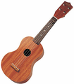 Natural Wood Ukulele