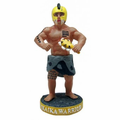 Dashboard Hula Guy - Hawaii Warrior