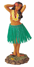 Dashboard Hula Girl - Aloha Pose