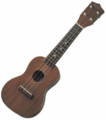 Walnut Wood Ukulele