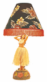 Leilani in Color - Motion Hula Lamp