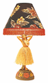 Iolani in Color - Motion Hula Lamp