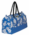 Hawaiian Duffle Bag - Blue