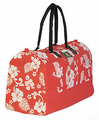 Hawaiian Duffle Bag - Red