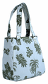 Hawaiian Canvas Handbag - Green