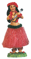Dashboard Hula Girl w/ Ukulele