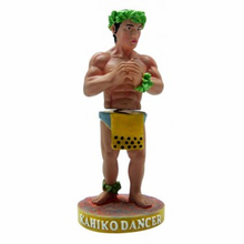 Dashboard Hula Guy - Kahiko Dancer