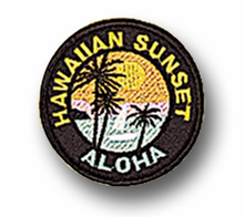 Hawaiian Sunset Patch