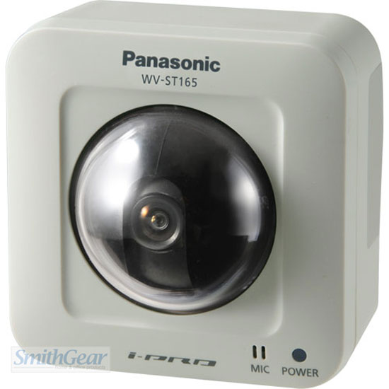 Panasonic WV-ST165 Pan-Tilt HD Indoor Network Camera