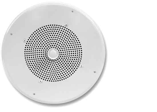 Viking Electronics 35AE 8 Ohm Ceiling Speaker w/ Volume Control