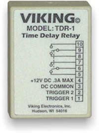 Viking Electronics TDR-1 Viking Time Delay Relay
