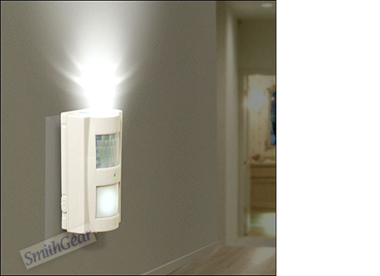 Sentina LED-92M Smart Rechargeable LED Light for Emergency or Everyday