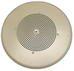 Bogen CS1EZ  Ceiling Speaker OFF-WHITE 8""