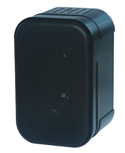 Bogen FG15B Background & Foreground Speaker, Black