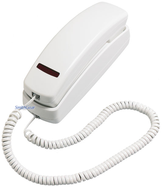 Scitec H2000VRI Disposable Hospital Phone with Visual Ring Indication