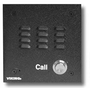 Viking E-10 VK-E-10A Emergency Speakerphone w/ Call
