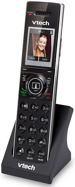 Vtech IS7101 DECT 6.0 Cordless Handset ACCESSORY