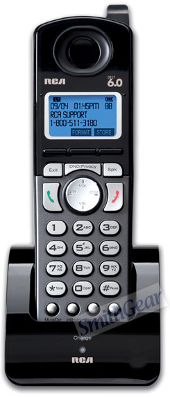 RCA 25055RE1 DECT 6.0 Cordless Handset ACCESSORY