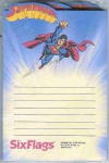 Superman Exclusive Notepad Book