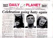 Metropolis: 2003 Daily Planet Newspaper