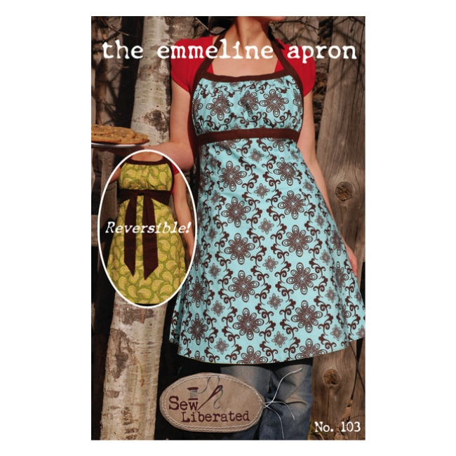 Emmeline Apron Pattern - Sew Liberated - Apron Sewing Patterns at ...