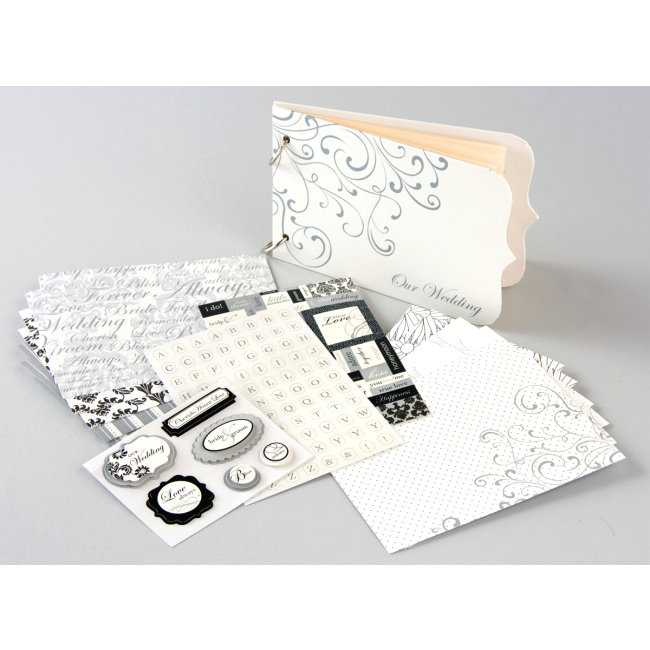 Wedding Sbook Kits All About Sbooking Ideas