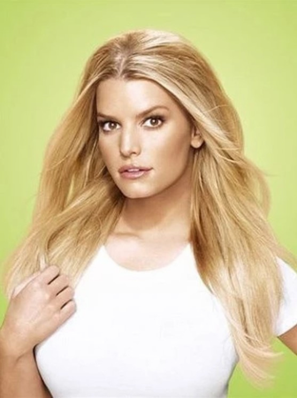 Jessica Simpson Hairdo Bump Up The Volume 21