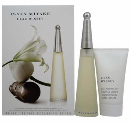 L'Eau D'Issey by Issey Miyake for Women 2 Piece Fragrance Gift Set 2018