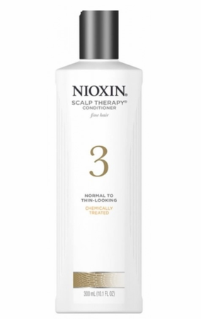 Nioxin 3 Cleanser Shampoo For Coloured Hair with Light Thinning 33.8 oz