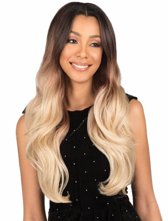 Bobbi Boss Gianna Lace Front Wig Synthetic