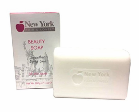 New York Fair & Lovely Beauty Soap 7 oz