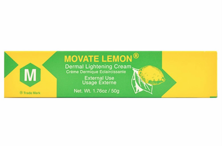 Movate Lemon Lightening Cream 1.76 oz