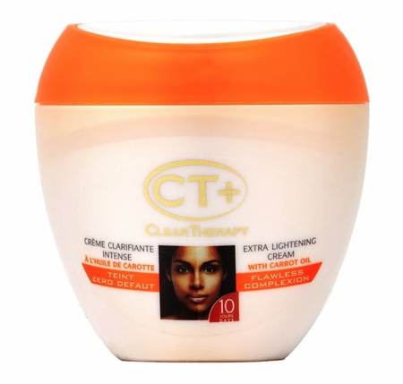 CT+ Clear Therapy Extra Lightening Cream With Carrot Oil 13.5 oz