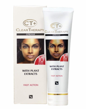 CT + Clear Therapy 10 Days With Plant Extracts Cream 1.76 oz