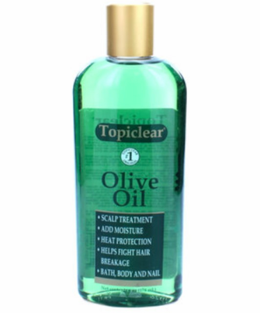 Topiclear Olive Oil Treatment 6 oz