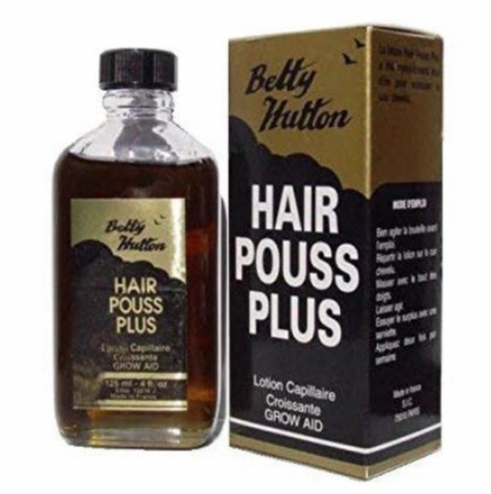 Betty Hutton Hair Pouss Plus Lotion 4 oz