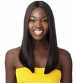 Outre The Daily Wig Cecilia Lace Part Wig Synthetic